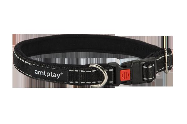 AmiPlay_Ref_Collar_Black