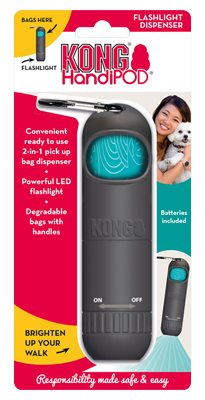 KONG-Flashlight-Dispenser